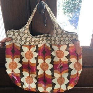 Used Fossil tote